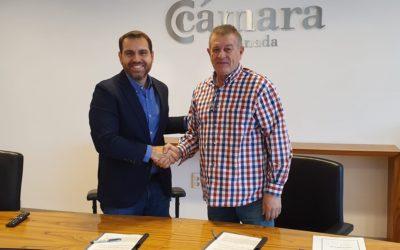 La Mancomunidad firma un acuerdo con la Cámara de Comercio para llevar a cabo formación gratuita para los jóvenes de la Comarca