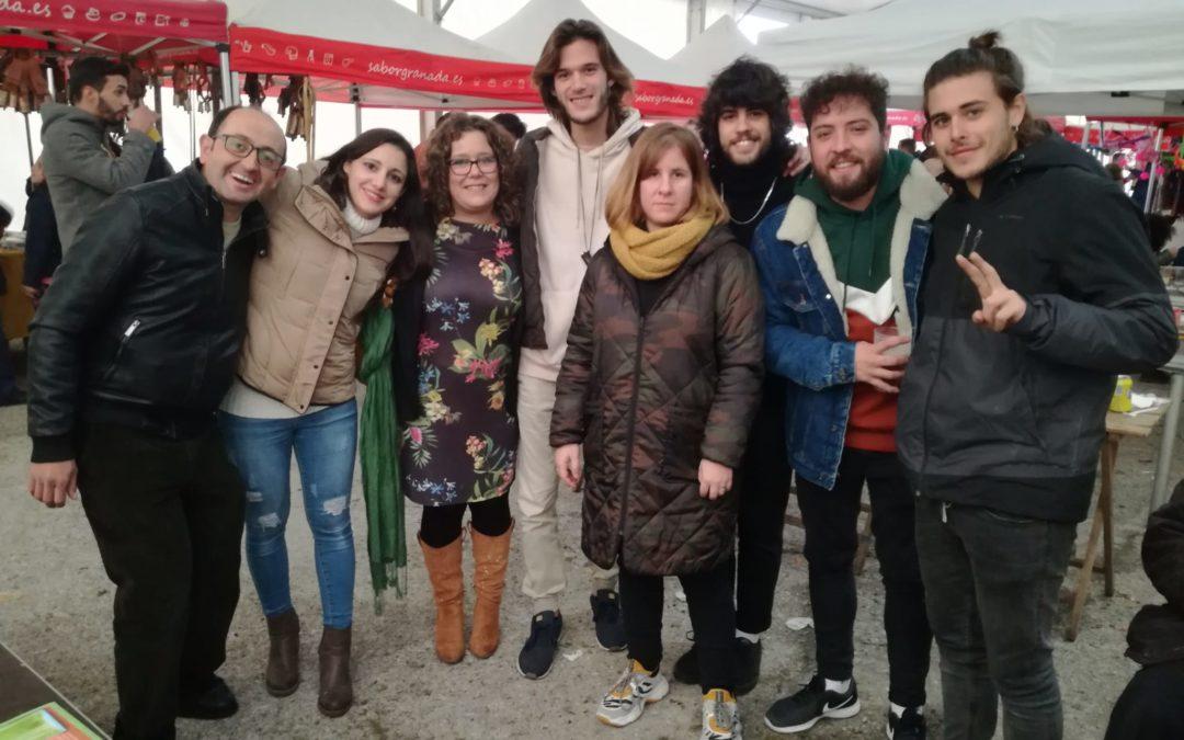 EL LUCERO PRESENTE EN LA V FERIA AGROGANADERA DE ZAFARRAYA