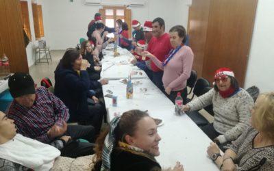 El Lucero celebra la Navidad en un ambiente festivo y con buena compañía