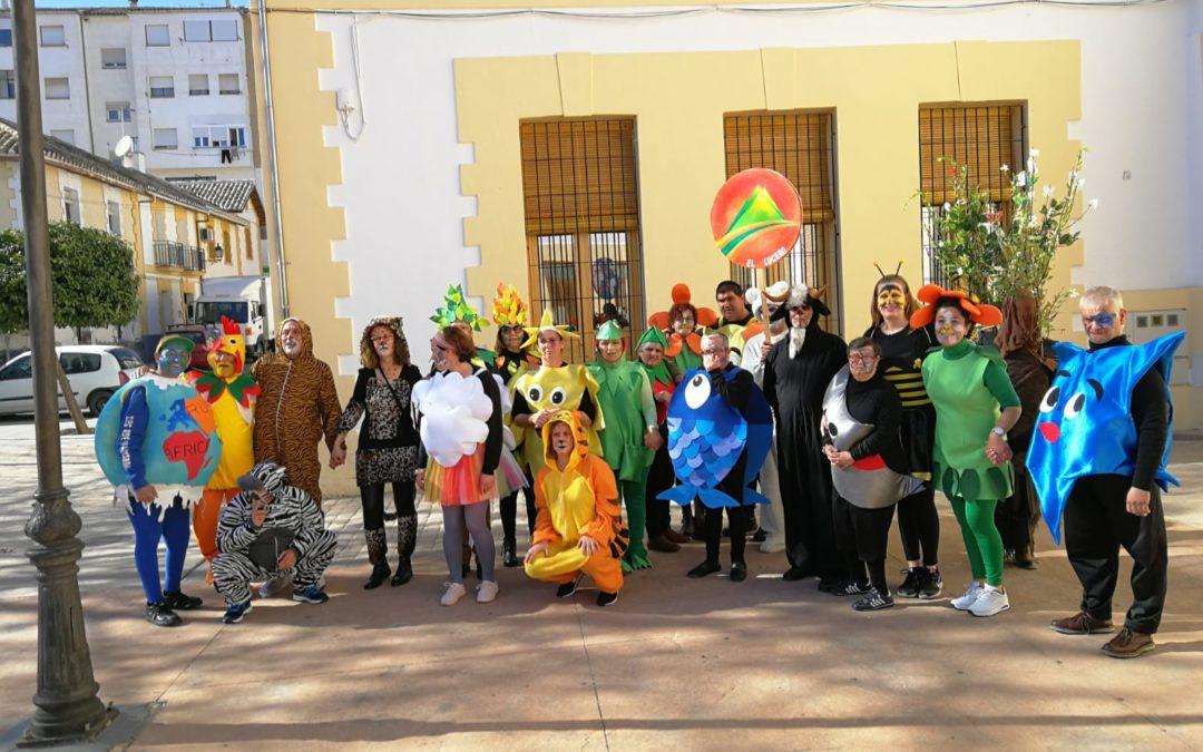Participación del Lucero en el Carnaval Infantil