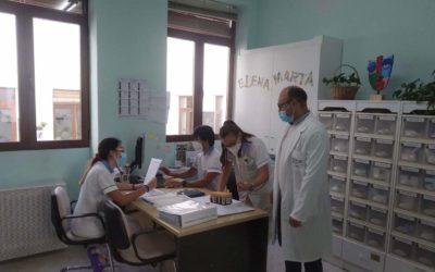 La Residencia de Mayores de la Comarca de Alhama comienza la primera fase de inmunización frente al Covid-19